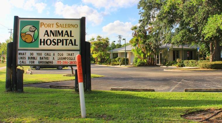 PortSalernoFL.com Animal Hospotal